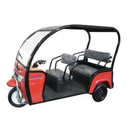 Un triciclo elettrico dei tre carrai del motore della fabbrica 60V della Cina per il passeggero