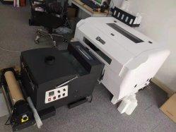 Dtf принтер с двумя головки передача тепла принтер для ПЭТ-пленку для печати хлопок футболка печать