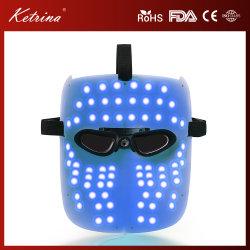 개인 상표 OEM 7 색깔 광양자 LED 치료 피부 회춘