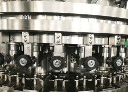 De automatische Frisdrank /Water van het Sap van de Apparatuur van het Aluminium Inblikkende/de Drank van de Energie, Sprankelende Drank/de Drank/het Bier die van de Thee de Machine van het Flessenvullen van het Glas van de Wijn vonken