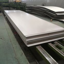 Échangeur de chaleur Plaque en acier inoxydable de feuille décorative avec 2b Surface (304 310S 316L 904L)