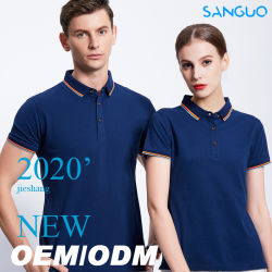 Logotipo Customed esportes de alta qualidade Golf Shirts homens Polo T shirts