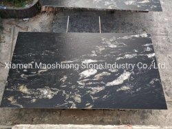 Het leer beëindigt het Zwarte Titanium van de Matrijs van het Graniet