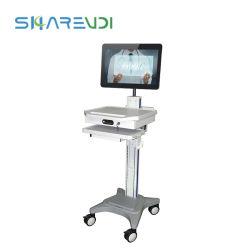 """12.1 """" 1개의 2 바탕 화면에서 인치 산업 의학 방수 Aio Windows 접촉 단위 전부"""