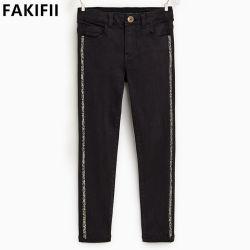 Bambini/jeans di usura del capretto vestiti capretto/del bambino di stile di American&European con i cristalli