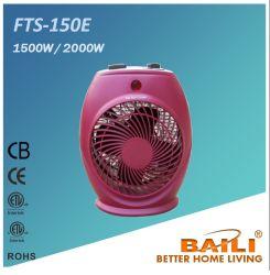 1500W e 2000W com termóstato do aquecedor do Ventilador