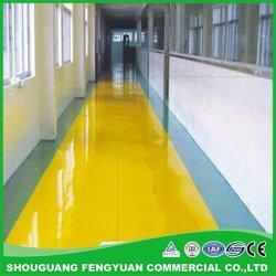 Eco freundlicher wasserbasierter Epoxidfußboden-Farbanstrich für Krankenhaus, Fabriken