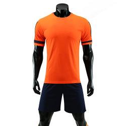 Healong kundenspezifische Farben-u. Firmenzeichen-Entwurfs-Fußball-Jersey-Team-Fußball-Uniform