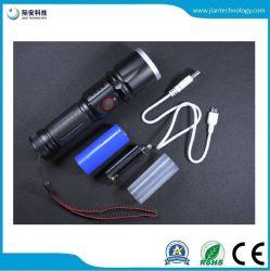 ¡Nuevo! Jff80 T6//L2/T20 18650 26650 USB de carga batería AAA linterna LED para emergencia