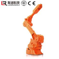Haute Répéter Positoning Accutacy Laser Arc de Découpe CNC MMA de la soudure robot industriel