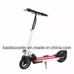 2 roues scooter électrique de la batterie au lithium pliable Cadre en alliage en aluminium