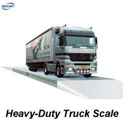 Digital Electrónica Balanza Báscula de Camiones 6m 9m 12m 18m 60t y 100t
