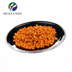 La plastica di stabilità della resina dei pp appallottola Masterbatch arancione