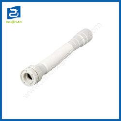 """América do Sul 1.1/2""""-1.1/4"""" plástico PP pia de cozinha flexíveis dos tubos de drenagem"""