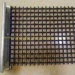 編まれるまたはスクリーンの高炭素の鋼線網か振動するか、または採鉱