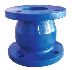Flansch beendet leises Check-Absperrventil für Wasser-Pumpen-System