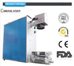 Macchina per incisione con guarnizione metallica 30W macchina per marcatura laser a fibre / Incisore laser in fibra