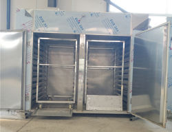 Dos botellas de vidrio puertas resistentes al calor de la circulación de aire caliente el horno de secado al vacío Precio