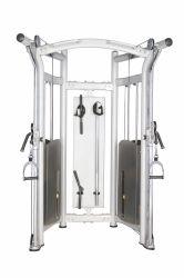 Double poulie réglable commerciale d'équipements de fitness