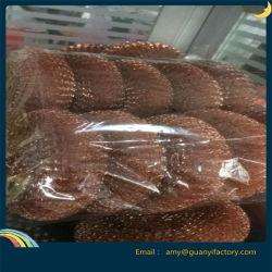 Нейлоновые медных сетки металлические мочалки и губки с губкой для утюга