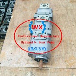 Высокое качество OEM Komatsu гидравлические насосы 705-56-26030 шестерни для Lw250-5h