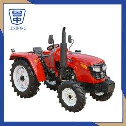 45HP 4X4 het MiniLandbouwbedrijf /Garden/Orchard/Agricultural die van de Vierwielige Aandrijving Tractor met Planter en Maaimachine van de Eg van de Uitloper van de Ploeg de de Roterende (40HP 45HP 50HP 55HP 60HP) bewerken