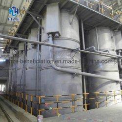Or l'usine de pâte CIL de carbone dans le lessivage de transformation des minéraux du réservoir