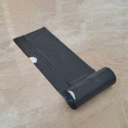 Custom биоразлагаемых PLA Pbat кукурузный крахмал кулиской мусорный мешок на рулоне Bio-Based мешок для мусора