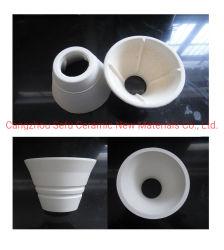 Перелить Mullite керамические чашки для инвестиций литой детали