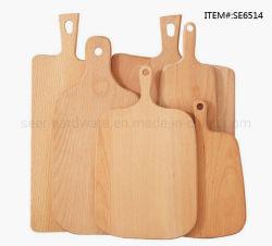 Деревянные пищевой категории Питание держателя/дерева для резки посудой (SE6514)