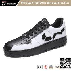 De comfortabele Vleet van de dubbel-Kleur Dame Shoes, Mensen Snearker 3175
