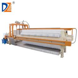 Filtropressa automatica dell'alloggiamento con il cassetto del gocciolamento per le acque luride delle derrate alimentari 1000 serie