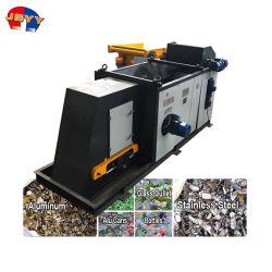 Macchina per il riciclaggio dei metalli leggeri Eddy Current leader in Cina per End Macchina di smistamento del processo dei veicoli Life