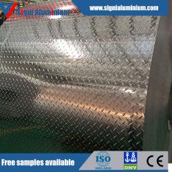 Helder beëindig Aluminium Betreden Geruit Plaat 6061t6/Blad