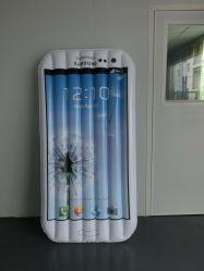 2019 Nouveau Hot Sale Mini Téléphone Mobile gonflables publicitaires pour la publicité
