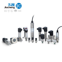 Jc660 (01) Anti-Explosion Sensor de presión, transmisor de presión absoluta Transductor de presión diferencial,