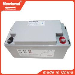 AGM свинцово-кислотный аккумулятор для ИБП и система EPS Солнечная батарея инвертор аккумуляторной батареи 12V и 65AH высокого качества с длительным сроком службы (Mmeinmai) экспорт в Россию, Индию, Бангладеш, ОАЭ