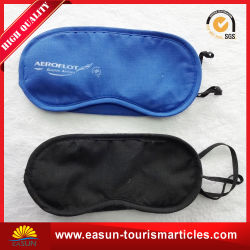 Bon cadeau promotionnel de la soie Eye Mask Eyecover