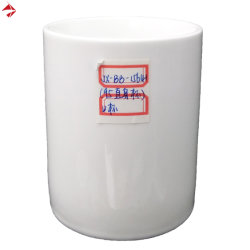 Оптовая торговля белого фарфора кружки кофе устанавливает без ручки для печати логотипа/Custom