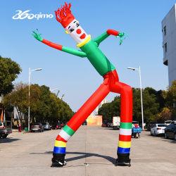 両脚の膨張式ウェーブマン / 空気ダンサー膨張式ウェーブマン 膨張可能な製品