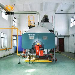 4.2MW Ce сертифицированных газа выпустили дымовых трубы для нагрева воды