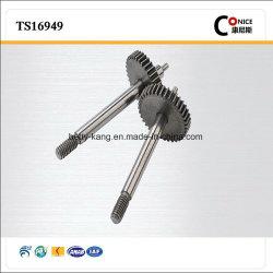 Fábrica de la ISO del eje de Micro Precisión de mecanizado CNC