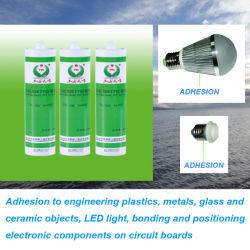 Het elektronische Rubber Silikon van het Dichtingsproduct van het Silicone van de Lijm RTV van het Silicium Neutrale Vloeibare