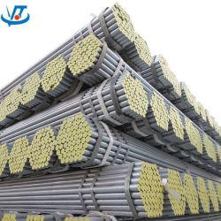 Ss400 Q195 Q235 A36 Gi-Rohr galvanisiertes Stahlgefäß