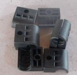الجزء البلاستيكي من مشبك كابل وحدة التغذية مقاس 1/2 بوصة و7/8 بوصة كبل محوري