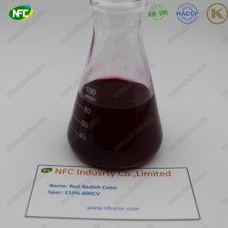 La nourriture de pigments naturels colorant extrait de Radis rouge comestible/couleur/couleur/en poudre
