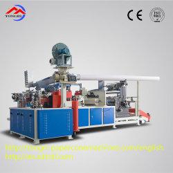 Gute Schicht-Papierspulen-wirbelnde Maschine des Service-2-8 für Gewebe