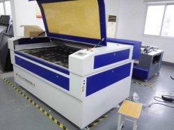CO2 نظام ليزر للتختم علامة القطع ماكينة مزودة بمؤشر ضوء أحمر
