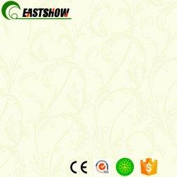 Modelador de forragem de papel de parede para decoração simples (330g/m² 106CM*10M)