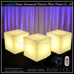 16 colori che cambiano le feci del cubo della mobilia LED della barra di evento del partito